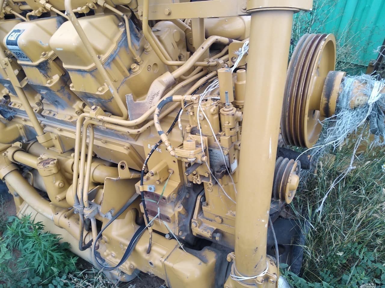 cat3508 Двигатель cat 3508