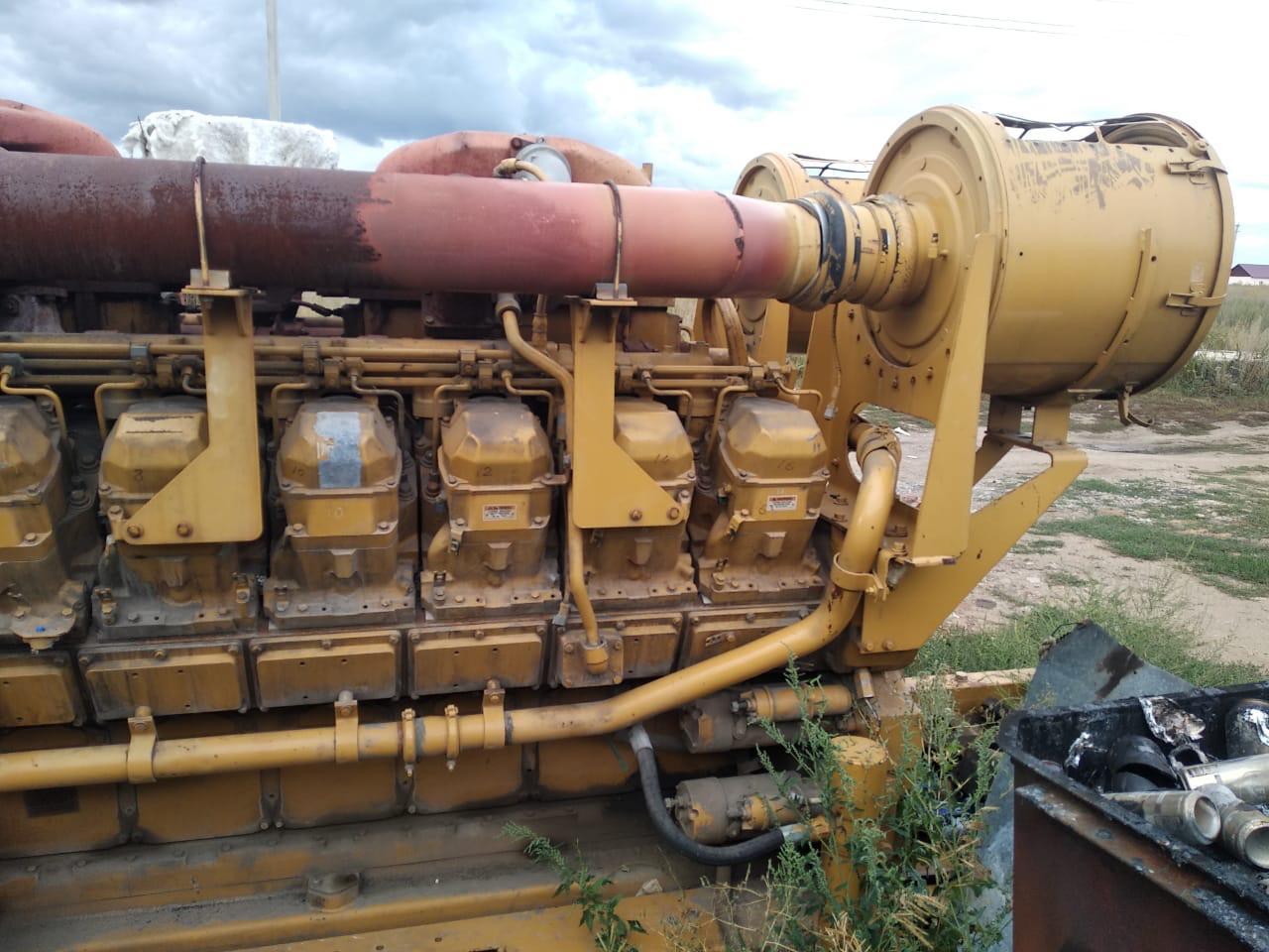 cat 3516 Двигатель cat 3516